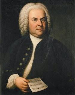 Portrait de Bach