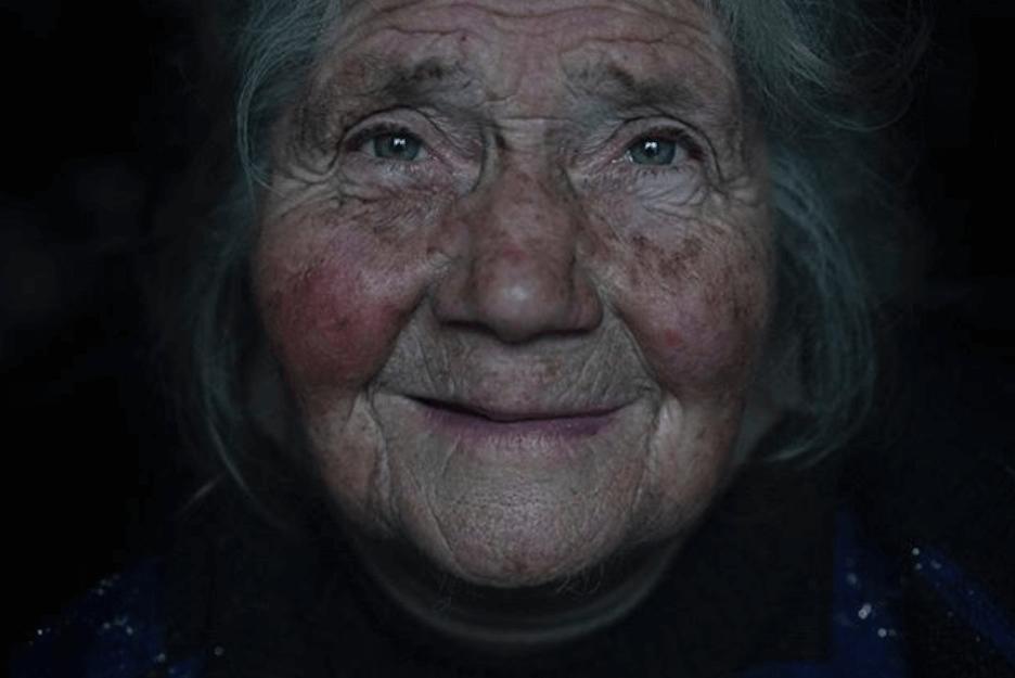Marie-Claude photographiée par Mélanie Wenger
