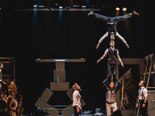 La Galerie de Machine de cirque