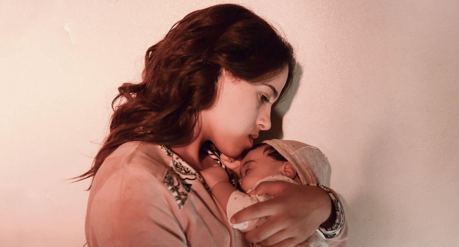 Image tirée du film SOFIA de Meryem Benm'Barek