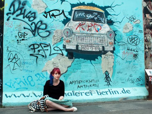 Mur de Berlin – East Side Gallery